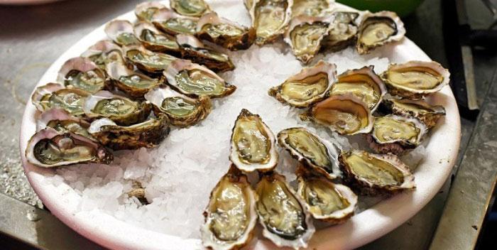 11 benefícios de saúde surpreendentes de ostras